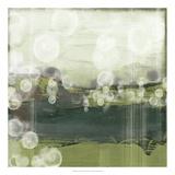 Horizon Spheres II Premium Giclee Print by Jennifer Goldberger