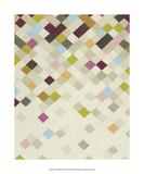 Confetti II Premium Giclee Print by June Vess
