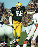Ray Nitschke 1968 Action Photo