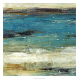 Sea Breeze Abstract I Premium Giclee Print by Tim OToole