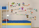 Young Swashbucklers Wall Decal