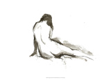Ink Figure Study II Premium Giclee Print by Ethan Harper