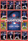 MLB: 2016 World Series Champion Team Posters