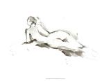 Ink Figure Study IV Premium Giclee Print by Ethan Harper