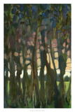 Through the Trees I Premium Giclee Print by Bill Rose