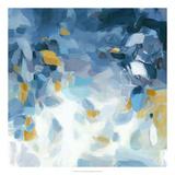 Blue Dreams Giclée-Premiumdruck von Christina Long