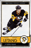 NHL: Pittsburgh Penguins- Kris Letang Player Card Posters