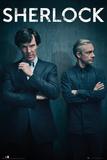 Sherlock- Series 4 Iconic Plakat