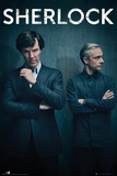Sherlock- Series 4 Iconic Prints