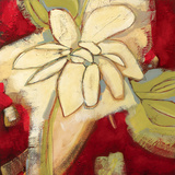 Jungle Gardenia I Prints by Susan Davies