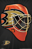 NHL: Anaheim Ducks- Logo Mask 16 Prints