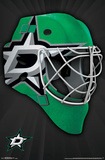 NHL: Dallas Stars- Logo Mask 16 Posters