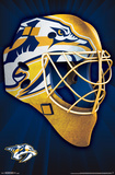 NHL: Nashville Predators- Logo Mask 16 Prints