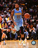 Wilson Chandler 2016-17 Action Photo
