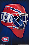NHL: Montreal Canadiens- Logo Mask 16 Posters