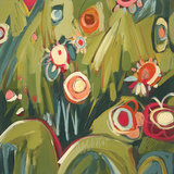 Garden Folly II Posters by Adriana Sorte
