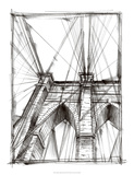 Graphic Architectural Study III Premium Giclee Print by Ethan Harper