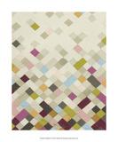 Confetti VI Premium Giclee Print by June Vess