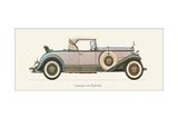 Cadillac, 1931 Print by Antonio Fantini