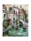 Venetian Motif II Prints by Gianni Mancini