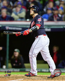 Roberto Perez 3-Run Home Run Game 1 of the 2016 World Series Photo