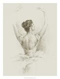 Dance Study I Premium Giclee Print by Ethan Harper