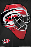 NHL: Carolina Hurricanes- Logo Mask 16 Prints