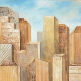 Urban Archaeologist I Prints by Michael Brey