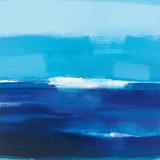 Cerulean Seas Print by Jack Roth