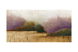 Landscape in Mist Print by Adam Rogers