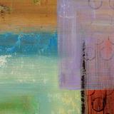 Kalahari Square IV Prints by Hilda Stamer