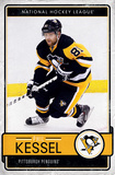 NHL: Pittsburgh Penguins- Phil Kessel Player Card Posters