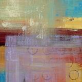 Kalahari Square II Prints by Hilda Stamer