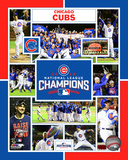 Chicago Cubs 2016 National League Champions Composite Photo