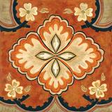 Kashmir Motif B Poster by Judy Shelby