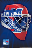 NHL: New York Rangers- Logo Mask 16 Posters