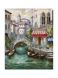 Venetian Motif I Posters by Gianni Mancini