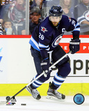 Blake Wheeler 2016-17 Action Photo