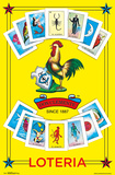 Loteria- Don Clemente since 1887 Prints