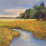 Low Country Landscape II Poster by Adam Rogers
