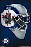 NHL: Winnipeg Jets- Logo Mask 16 Prints
