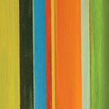 Hampton Stripe III Art by Fran Chandler