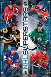 NHL: Superstars 16 Posters
