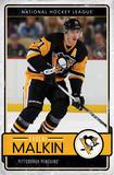 NHL: Pittsburgh Penguins- Evgeni Malkin Player Card Poster