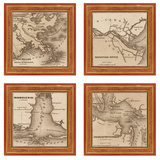 Southern Harbors, 1860 Prints by Andrew Johnson