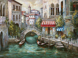 Venezia Petite I Poster by Gianni Mancini