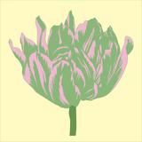 Soho Tulip IV Print by Zachary Alexander