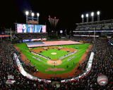 Progressive Field Game 1 of the 2016 World Series Photo