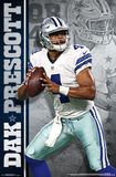 NFL: Dallas Cowboys- Dak Prescott 16 Prints