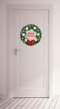 Christmas Garland Muursticker